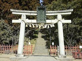 グラフィックス2鹽竈神社 鳥居