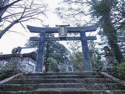 グラフィックス3英彦山神社銅鳥居