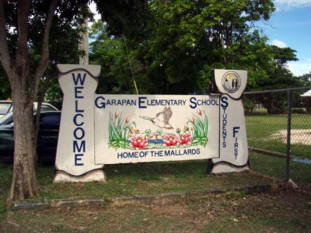 ガラパン小学校