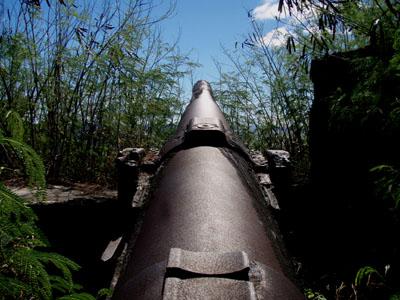 ナフタン砲台