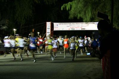 サイパンマラソン2012