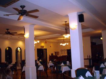 レストラン パシフィカ