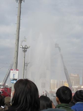消防演技7