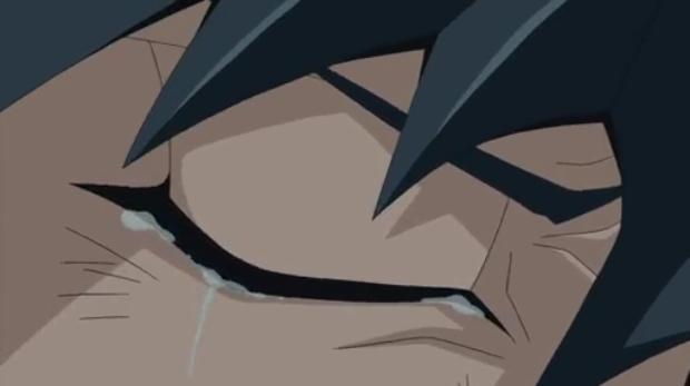 遊星 泣き顔