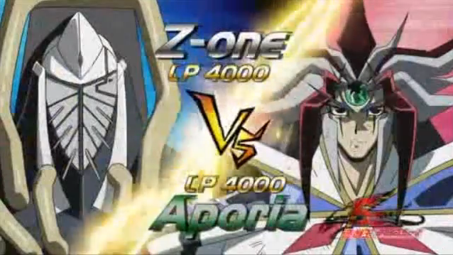 Z-ONE VS アポリア