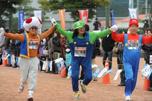壱岐の島新春マラソン