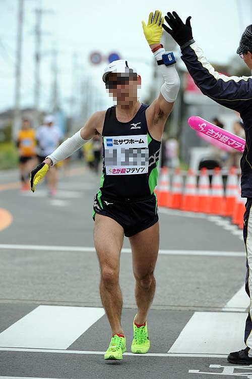 さが桜マラソン