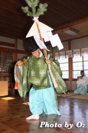 榊舞・祝詞舞