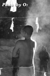 身体から湯気01