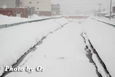 冬の佐女川