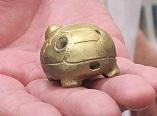 金の亀オカリナ