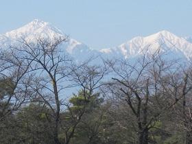 安曇野 山