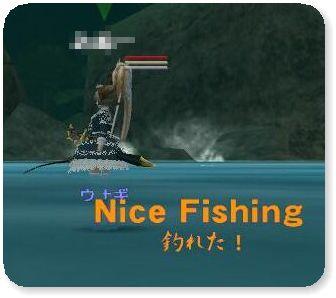 うなぎ釣り
