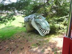 トレイン恐竜
