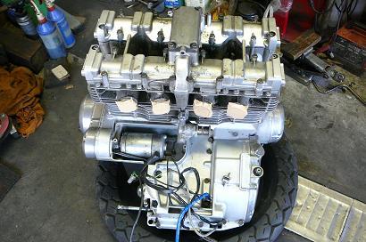 750刀エンジン