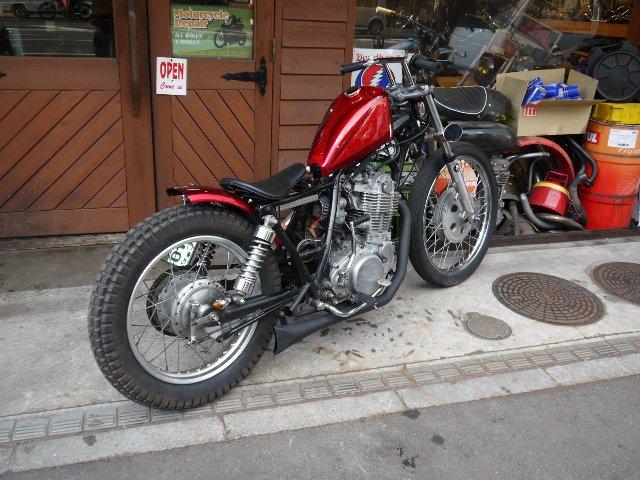 SR400 CHOPPER