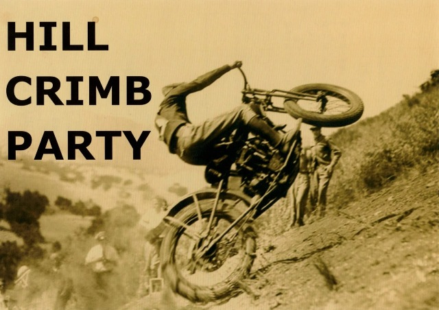 HILL CRIMB PARTY