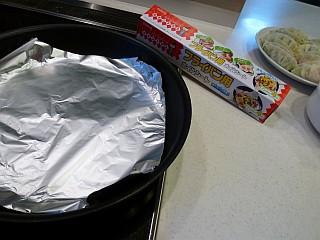 飛魚の栄養満点☆ヘルシー餃子3
