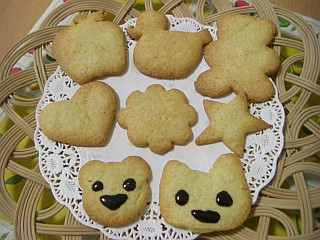 ノンタンのたんじょうびクッキー2