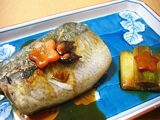 鯖の八角煮
