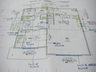 1階設計図