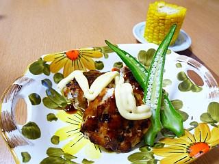 鶏むね肉と海老のプチプチお好みだんご