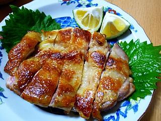 鶏もも肉のジューシー☆ソテー