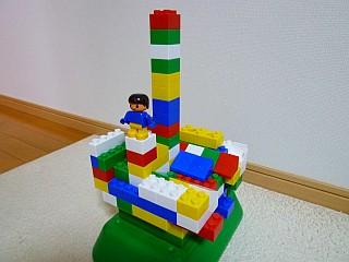 ブロックの要塞2