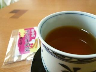 赤なた豆茶