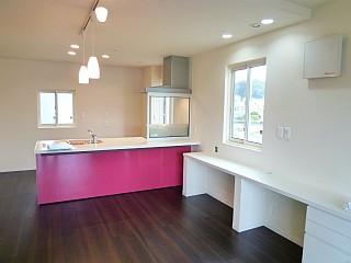 キッチン110407