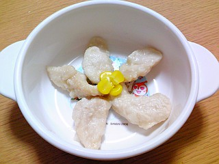 幼児食用水晶鶏