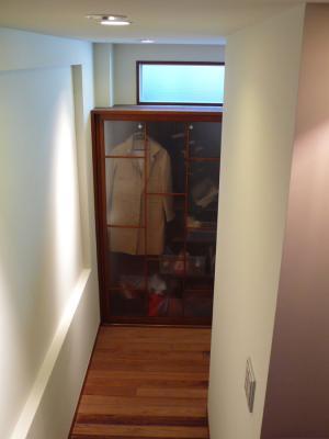 自宅1階廊下②