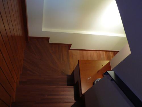 自宅階段1F~2F