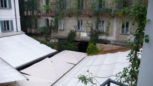 カフェ屋根