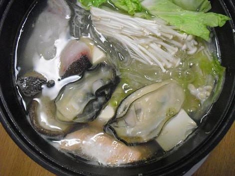 4a 牡蠣・鍋