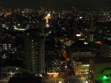 4 暮れ行く大阪の街