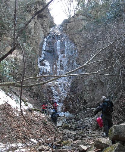 11 百間滝