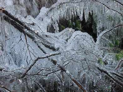 13 滝の氷