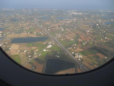 7 桃園国際空港近く