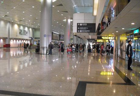 8 桃園国際空港・第2ターミナル