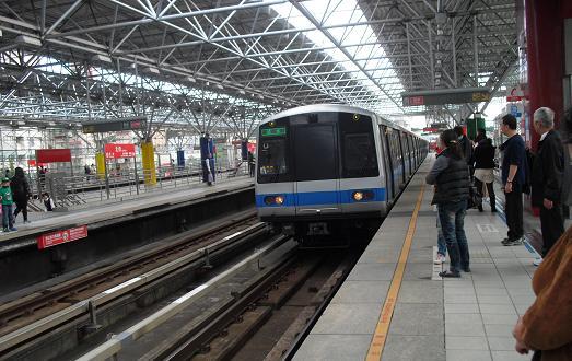 1 MRT淡水線