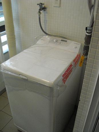 12 洗濯乾燥機