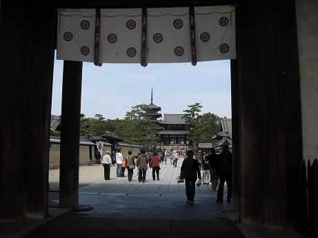 2 法隆寺
