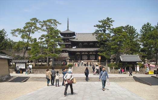 3 法隆寺