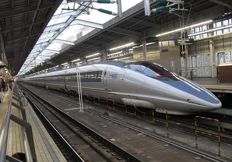 3 500系新幹線