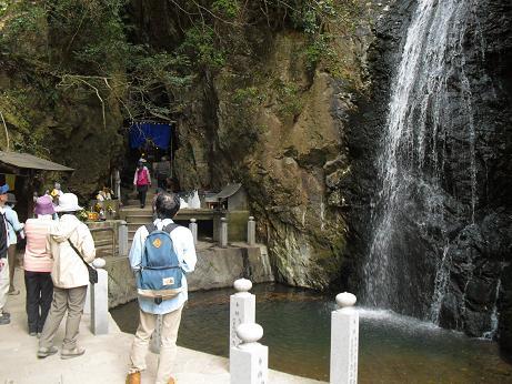 3 最明寺の滝