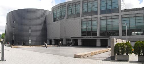 2 京都コンサートホール・外観