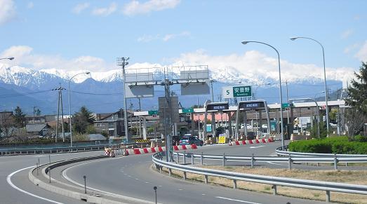 2 長野自動車道・安曇野IC