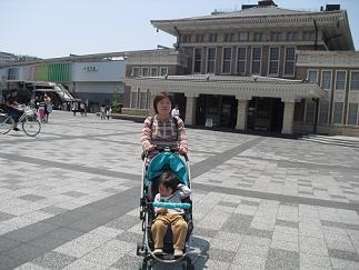 2 JR奈良駅前