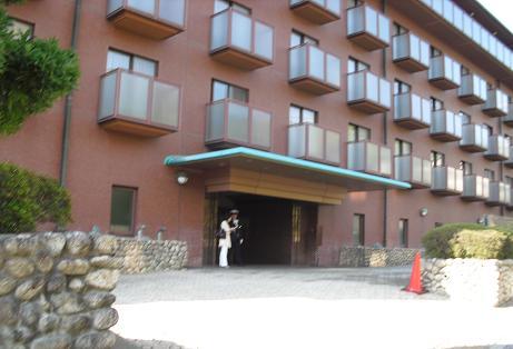 11 ホテルで入浴